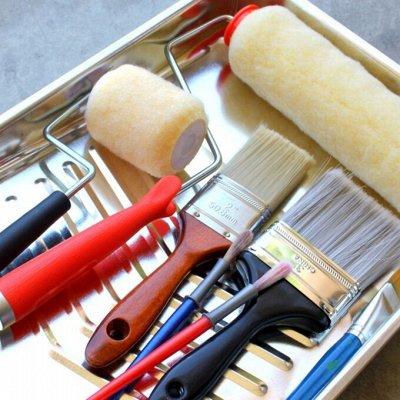 ХозМаркет. Новинки! Все для дома. Готовимся к Новому году! — Малярно-штукатурный инструмент — Инструменты и оборудование