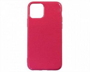 Чехол iPhone 11 Pro Силикон 2.0mm (ярко-розовый)