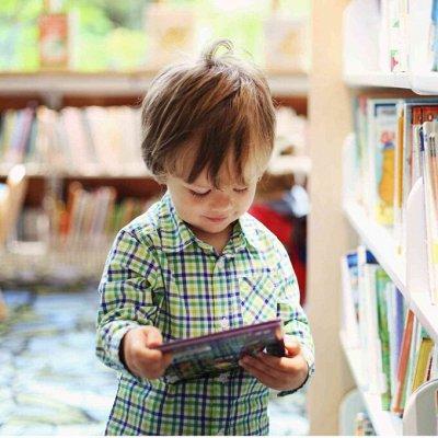 ХозМаркет. Новинки! Все для дома. Готовимся к Новому году! — Книги, раскраски, наклейки, обучающие материалы — Детская литература