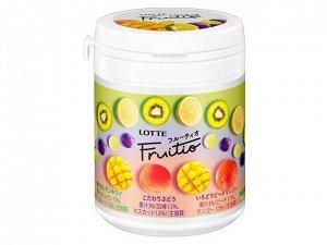 Жевательная резинка Fruitio ассорти вкусов