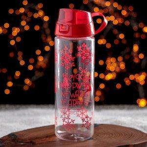 Бутылка Herevin «С новым годом», 770 мл