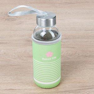 Бутылка «Счастливая жизнь», 300 мл, цвет МИКС