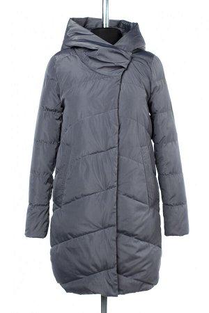 04-2377 Куртка демисезонная (Синтепон 200) Плащевка серый