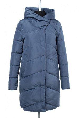 04-2379 Куртка демисезонная (Синтепон 200) Плащевка серо-голубой