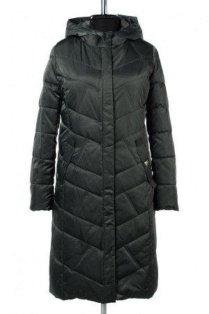 04-2513 Куртка демисезонная (синтепон 150) Плащевка серо-зеленый