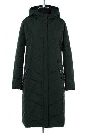 04-2515 Куртка демисезонная (синтепон 150) Плащевка зеленый