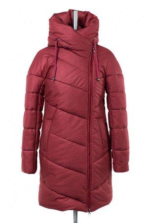 04-2335 Куртка демисезонная (Синтепух 200) Плащевка Красно-коричневый