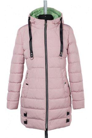 04-2330 Куртка демисезонная (синтепон 200) Плащевка розовый