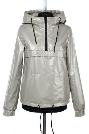 04-2452 Куртка демисезонная Плащевка серый