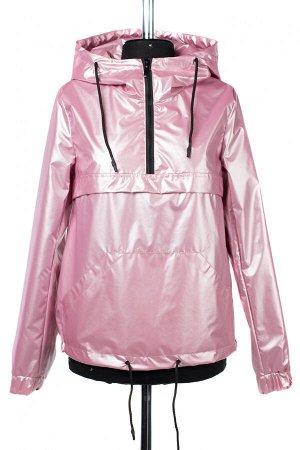 04-2451 Куртка демисезонная Плащевка розовый
