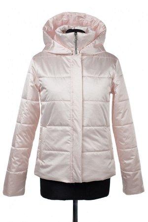 04-2418 Куртка демисезонная (синтепон 150) Плащевка розовый
