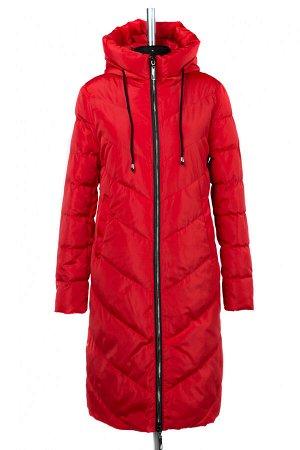 04-2405 Куртка демисезонная (синтепух 150) Плащевка красный