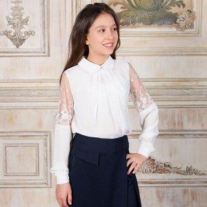 Блузка Соль&Перец длинный рукав для девочки