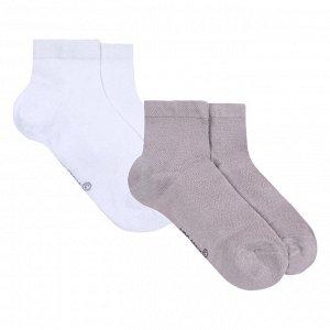 Комплект носков из двух пар KBS
