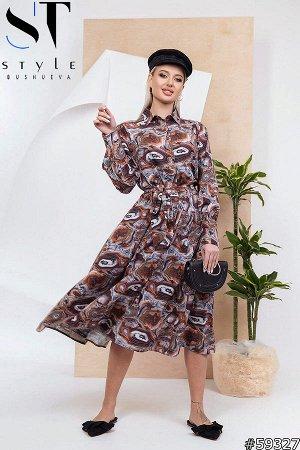 Платье 59327