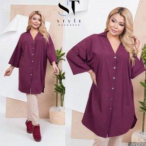 Рубашка-туника 59405