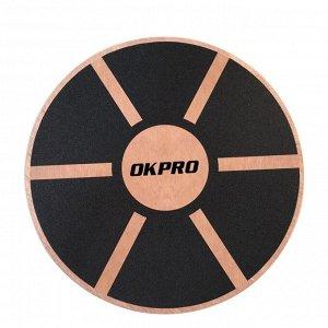 Балансировочная платформа деревянная OKPRO OK1325