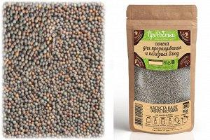 Кале (кейл) листовая семена микрозелени, 500 г