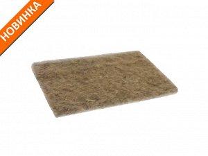 Льняной коврик 20*27 см