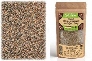 Кале (кейл) кудрявая семена микрозелени, 500 г