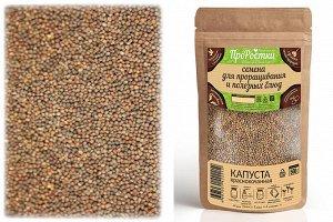 Капуста красная семена микрозелени, 500 г