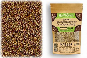 Клевер семена микрозелени, 100г