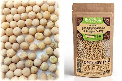 • Сибирские органические продукты • Новые супердобавки•   — Бобовые для проращивания — Пищевые добавки