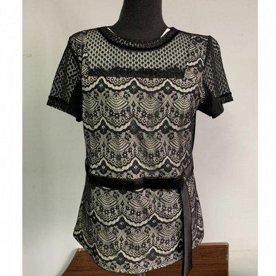 Женская одежда из Южной Кореи. Большие размеры — Блузки — Блузы