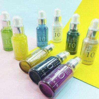 Korea Beauty Cosmetics. Быстрая раздача.   — Уходовые средства для лица: крема, сыворотки, эссенции — Защита и питание