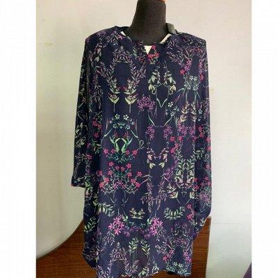 Женская одежда из Южной Кореи. Большие размеры — Туники и кофточки — Туники
