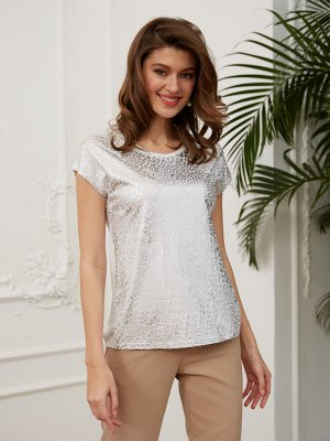 (футболка) жен BeGood SS20WJ169A Lady белый