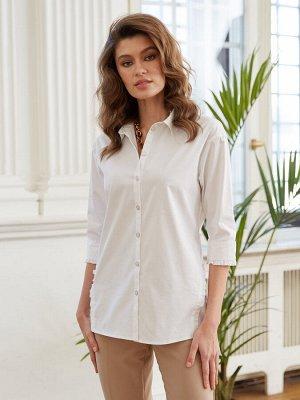 Блуза жен BeGood SS19-ETRESS-120А Etress белый