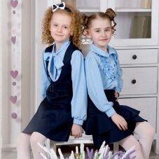 ЭлКласс. Карнавальные костюмы. С 1 мая повышение цен! — Блузки, водолазки — Одежда для девочек