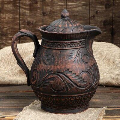 Фарфоровый Хортекс-Изумительной Красоты Посуда! — Кувшины — Посуда для напитков