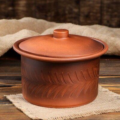 Много Глиняной Посуды  20. Полезно + Безопасно!  — Жаропрочные кастрюли — Кастрюли