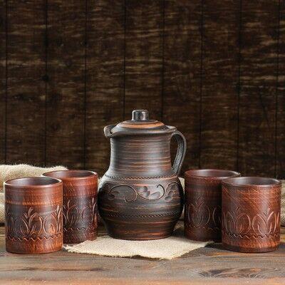 Фарфоровый Хортекс-Изумительной Красоты Посуда! — Наборы для напитков — Посуда для напитков