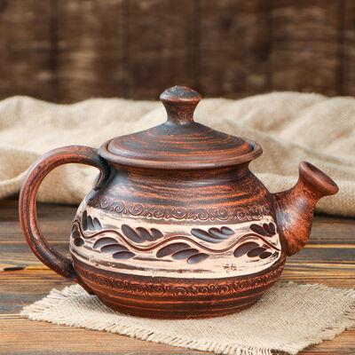 Много Глиняной Посуды  20. Полезно + Безопасно!  — Заварочные чайники КРАСНАЯ  ГЛИНА — Посуда для чая и кофе