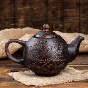 """Чайник для заварки """"Узор"""", 1.5 л, микс"""