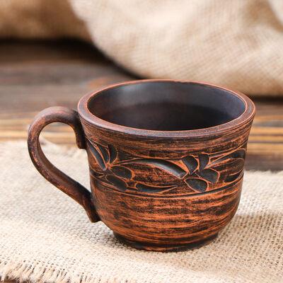 Много Глиняной Посуды  20. Полезно + Безопасно!  — Чашки — Кружки, стопки и стаканы