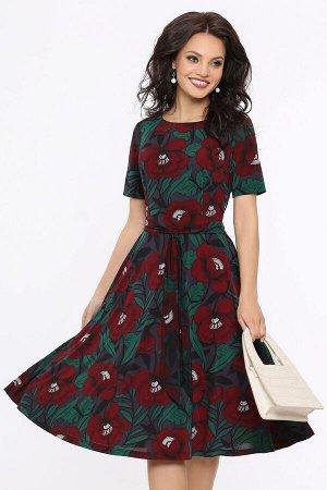 Платье Неповторимая, флауэр