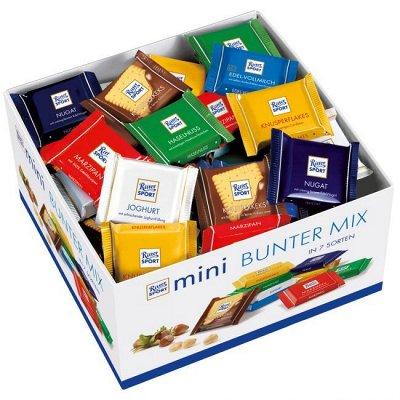 Грандиозная продуктовая закупка! Соусы, масло, макароны № 33 — АКЦИЯ!!!Вкуснейший Шоколад Риттер Спорт! — Шоколад