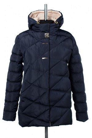 05-1745 Куртка зимняя (Синтепух 300) Плащевка темно-синий