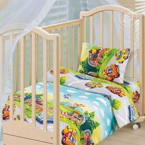 КПБ (комплект постельного белья) Детский парк
