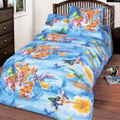 Сладкий сон с Арт*постелькой — Бязь 150 см — Постельное белье