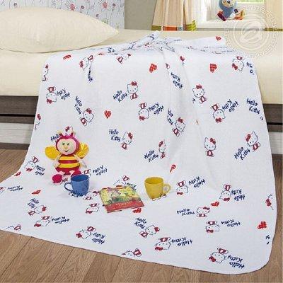 Твой сладкий сон с Арт*постелькой!  — Детские одеяла-покрывала — Пледы и покрывала