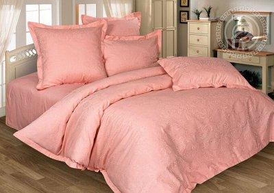 Сладкий сон с Арт*постелькой — Сатин - жаккард — Постельное белье