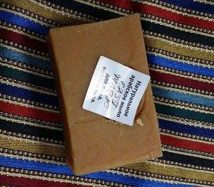 Ходейдское черно-тминное мыло с черным тмином йеменским HODEIDAH BLACK SEED 100 гр