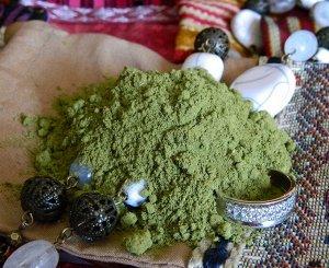 Укрепляющая бесцветная хна для волос иранская Mahwash, 200 гр