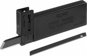 Лезвие OLFA сегментированные BLACK MAX