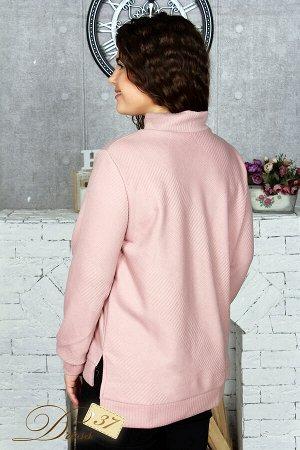 Джемпер «Диана» розовая пудра